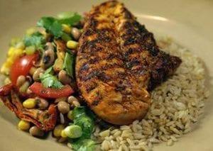 300 Calories Dinner Plan