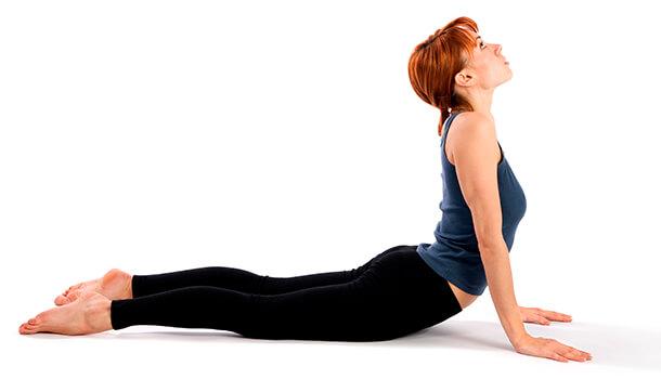 Cobra Stretch Exercise