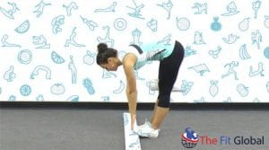 Touch Toes Exercise To Increase Height