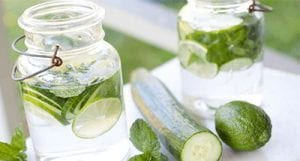 Benefits of Drinking Cucumber Water
