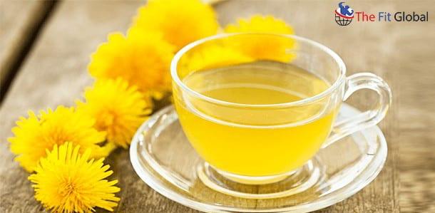 Detox Dandelion Tea