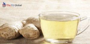 Detox Ginger Tea