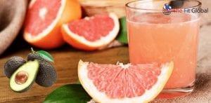 Grapefruit-Avocado