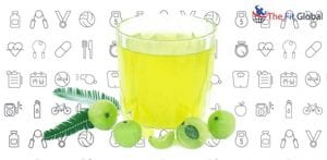 Sugar-free Gooseberry Drink