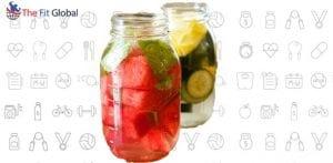 lemon water detox