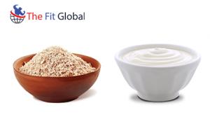 Yogurt with oatmeal