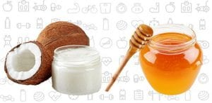 coconut-oil-with-honey