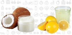 coconut-oil-with-lenon-juice