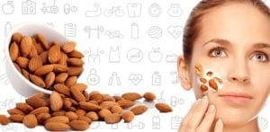 almond-for-skin