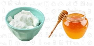Honey and Curd