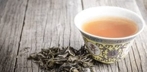 Tasty and Refreshing- Oolong Tea