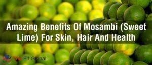 Amazing benefits of mosambi for skin,hair and health