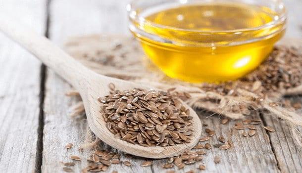 Flaxseeds oil