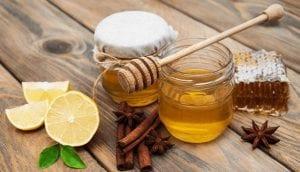 Lemon, Cinnamon and Honey