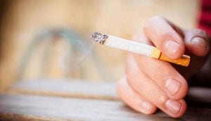 Limit Smoking Cigarettes