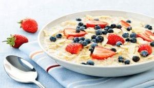 Oatmeal For Breakfast