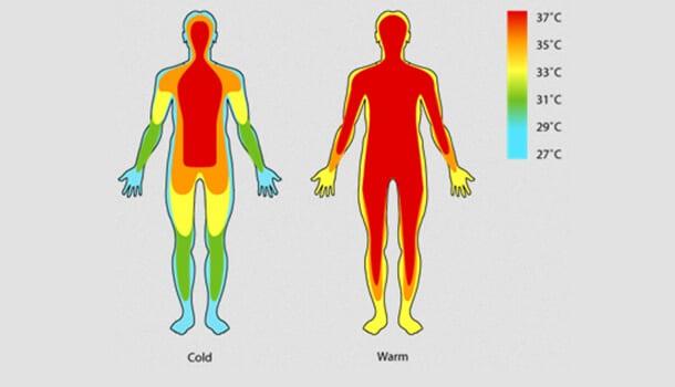 Body Temperature to confirm pregnancy