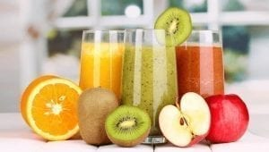 Natural Fruit Juices for Summer