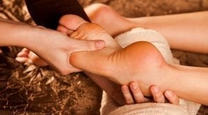 Reflexology Technique