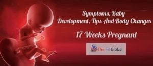 17 Weeks Pregnant - Symptoms, Baby Development, Tips And Body Changes