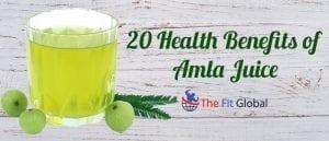 20 Health Benefits of Amla Juice