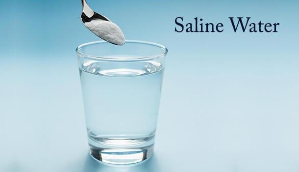 Saline Water