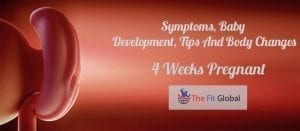Tips For A 4th Week Pregnancy Women