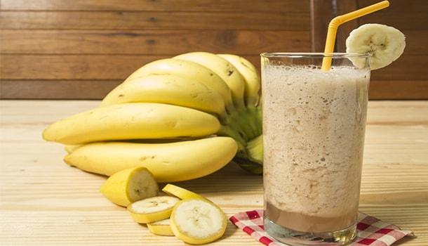 banana juice for summer