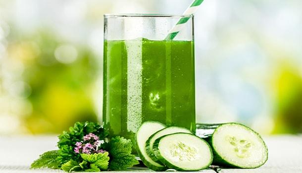 cucumber juice for summer