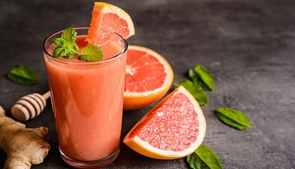 grapefruit juice for summer