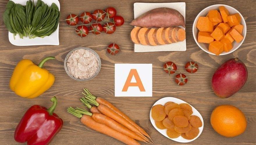 Beta Carotene Foods