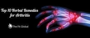 Top 10 Herbal Remedies for Arthritis