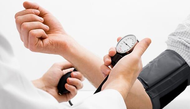 Negotiates High Blood Pressure