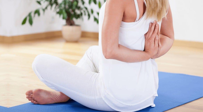 Yoga for Back Pain Treatment