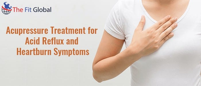 7 Pressure Points for Acid Reflux - Acupressure Treatment