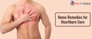 Home Remedies For Heartburn Cure