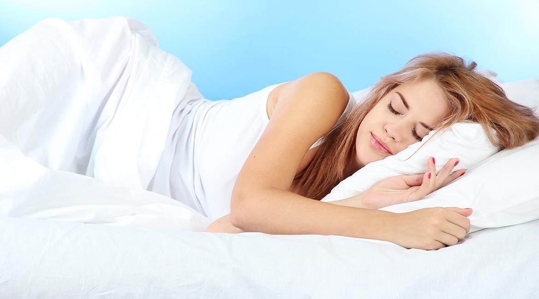 a sound sleep