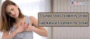 5 Simple Steps To Identify Stroke Find Natural Treatment for Stroke