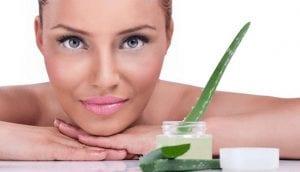 Aloe Vera Face Pack for Dry Skin