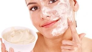 Curd- Homemade Face Pack for Dry Skin