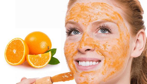 Orange Face Pack for Dry Skin