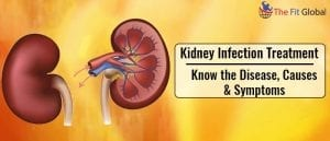 Kidney Infection Treatment Know the Disease, Causes & Symptoms