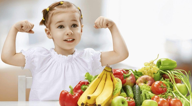 Child for Perfect Nourishment