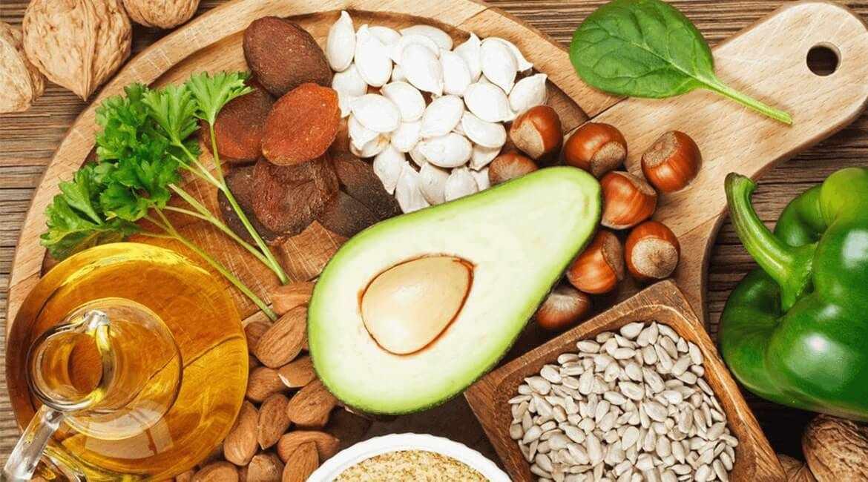 Vitamin E Rich Food