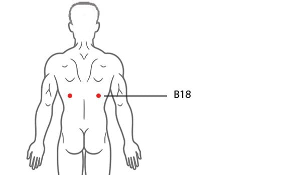 Acupressure for lower back pain relief 10 effective pressure points stimulate the point with one finger take your mates help for the finger apply soothing pressure initially to rejuvenate the back and upper part of the ccuart Images