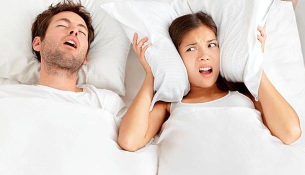 Loud Snoring