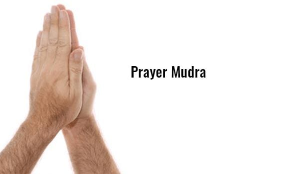 Prayer Mudra