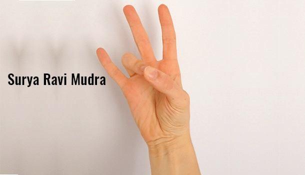 Surya Ravi Mudra