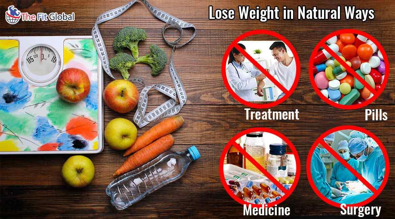 Ph balance to lose weight