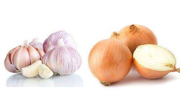 Onion-Garlic Mix